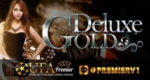 ปก บาคาร่าออนไลน์ Gold Deluxe