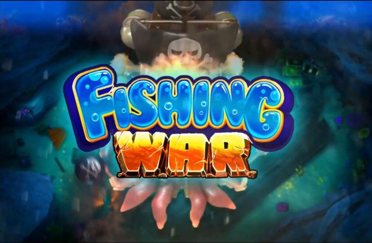 รีวิวเกมยิงปลา Fishing War เกมยิงปลาที่เล่นแล้วได้กำไรง่าย ๆ