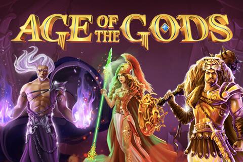 สล็อตออนไลน์ AGE OF GODS
