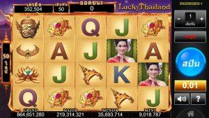 lucky thailand