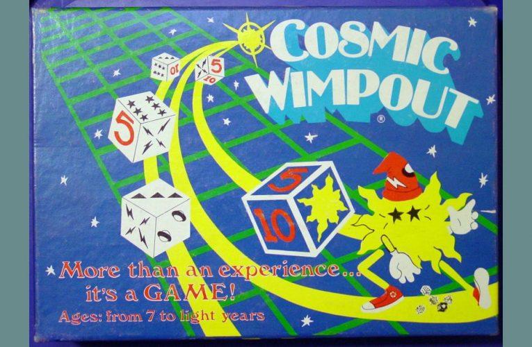 Cosmic Wimpout เกมทอยลูกเต๋าสุดมันส์สไตล์ยิปซี แรงบันดาลใจจากดวงดาว